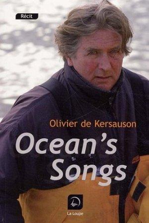 Ocean's Songs [EDITION EN GROS CARACTERES - de la loupe - 9782848682877 -